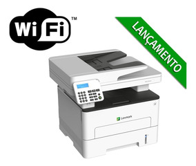Multifuncional Impressora Lexmark Mb2236adw Wifi Duplex Rede