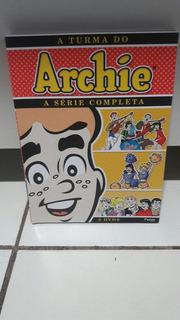 A Turma Do Archie. Série Completa. Frete Grátis C.reg