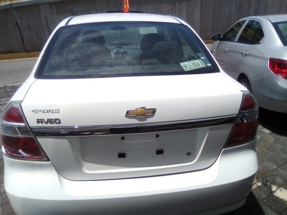 Chevrolet Aveo Lt W - 362 2018