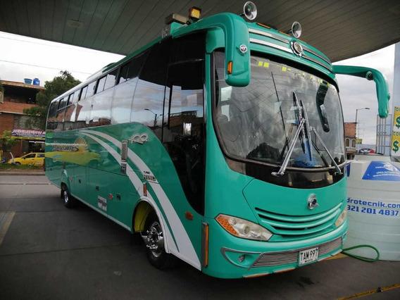 Bus Hino Con Carroceria Jgb