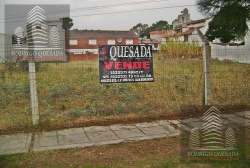 Terreno En San Bernardo Del Tuyu