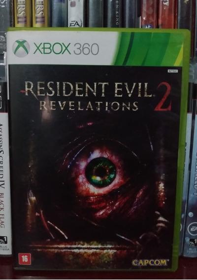 Resident Revelations 2 Original Xbox 360 | Parcel. Sem Juros
