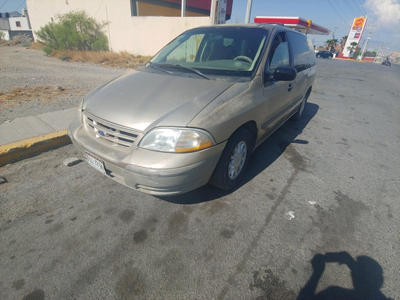 Ford Windstar 1999 Gl Básica Mt