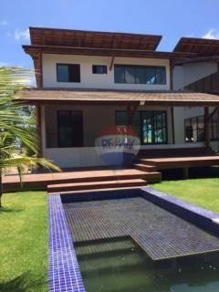 02 Casas Com 07 Suítes - Praia De Toquinho - Ca0004