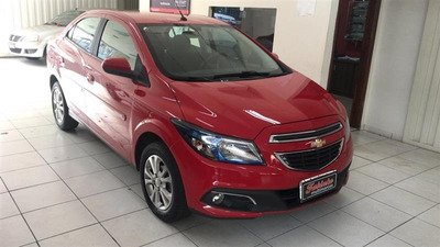 Chevrolet Prisma 1.4 Mpfi Ltz 8v Flex 4p Automático 2016