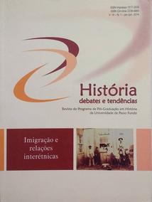 História: Debates E Tendências - V. 14, N. 1