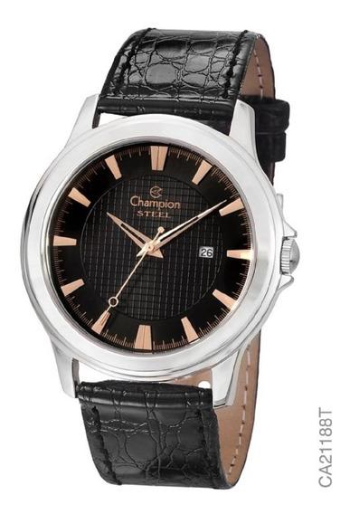 Relógio Analógico Unisex Social Champion Ca21188t