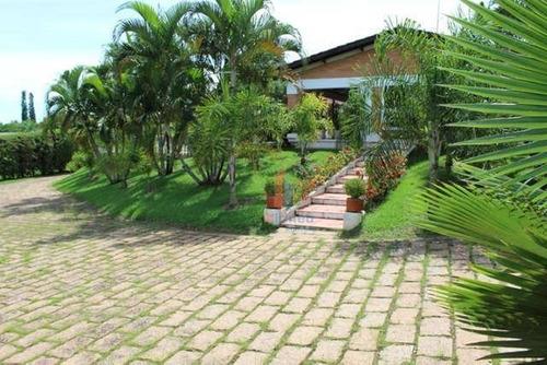 Chácara Com 3 Dormitórios À Venda, 2500 M² Por R$ 1.500.000,00 - Colinas Do Mosteiro De Itaici - Indaiatuba/sp - Ch0053