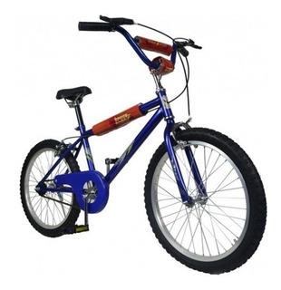 Bicicleta Rodado 20 Unibike Bmx Varon Colores Varios