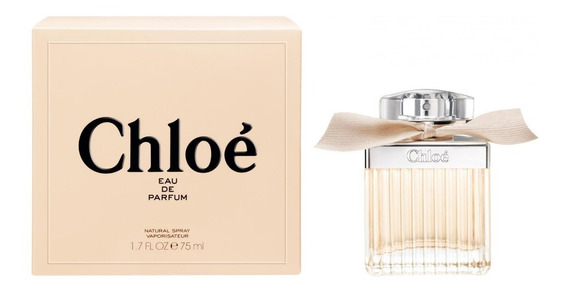 Perfume Chloé Eau De Parfum Feminino 75ml Original