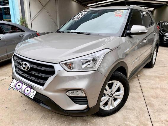 Hyundai Creta Smart Flex 2019 Apenas 14600km (laudo100%)