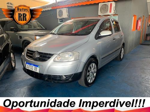 Volkswagen Fox 1.0 Flex, 4 Portas 2009 Autos Rr