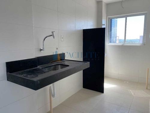 Apartamento Para Vender, Intermares, Cabedelo, Pb - 22608-11123