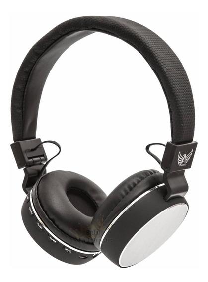 Fone Ouvido Bluetooth Headphone Sem Fio Mp4 Música Radio Fm