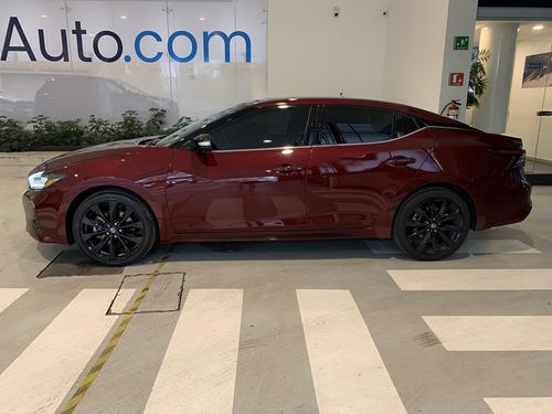 Imagen 1 de 15 de Nissan Maxima 2019 3.5 Sr Cvt