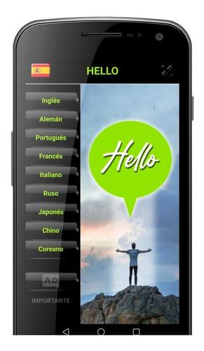 Imagen 1 de 6 de Traductor Celular Android Inglés Y Español-inglés. Ferrari