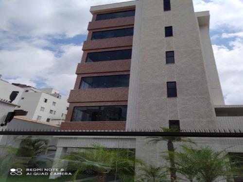 Excelente Apartamento 04 Quartos 02 Suites  01 Andar Com Acabamento De Luxo No Castelo!! - 2701