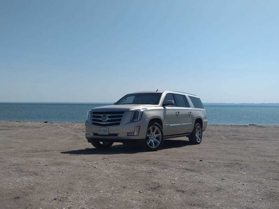 Cadillac Escalade 2015 Blindada Nivel Vplus