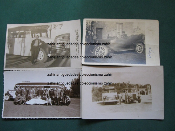 Lote 23 Fotografias Colectivos, Taxis De Mar Del Plata