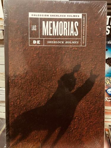 Arthur Conan Doyle - Las Memorias Sherlock Holmes
