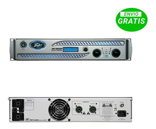 Potencia Digital Peavey Ipr 1600 Dsp 530w Rms 4 Ohms Ctas