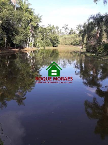 Sítio Miracatu 11 Alqueires Produtivo Rio Navegável Ref:0114