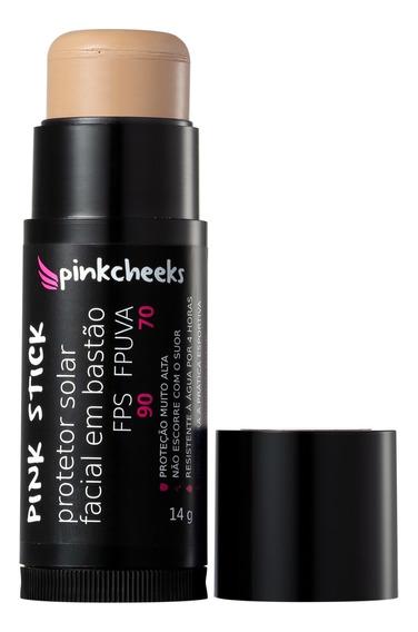 Pink Cheeks Pink Stick 21km Fps 90 Protetor Solar E Base Blz