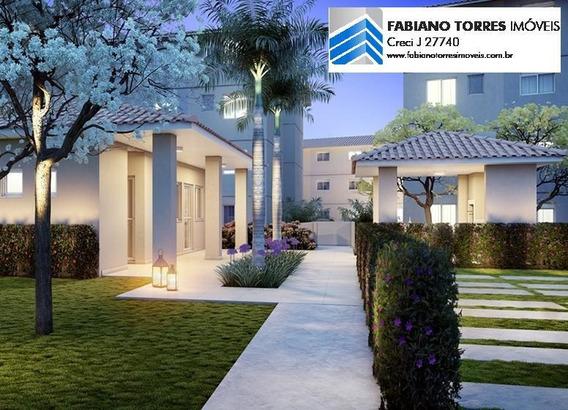 Apartamento Para Venda Em Guarulhos, Bonsucesso, 2 Dormitórios, 1 Banheiro, 1 Vaga - Bonsucess_2-575973