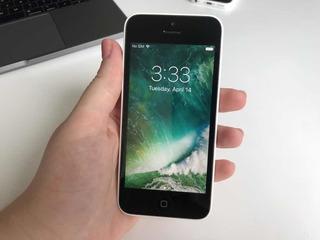 iPhone 5c Blanco 16gb Estado 9/10