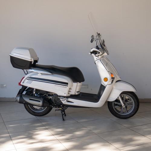 Kymco Like 200 I Scooter Usado Lista Para Transferir