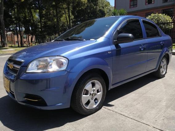 Vendo Chevrolet Aveo Emotion Perfecto Con Gas De 5 Gen