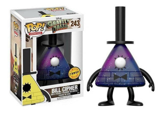 Funko Pop Gravity Falls Bill Cipher Chase