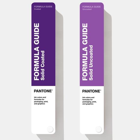 Pantone Formula Guide 2020 Coated & Uncoated- Modelo Gp1601a