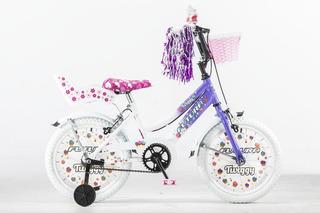 Bicicleta Rod.16 Futura 4045 | Twin | Nena | Gb Pp | Canast