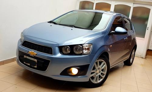 Imagen 1 de 15 de Chevrolet Sonic 1.6 Ltz Mt 2013