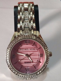 Relógio Feminino Com Strass F18