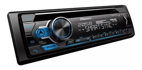 Autoestereo Pioneer S4150bt Bluetooth Android Spotify iPhone