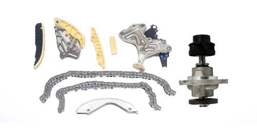 Imagen 1 de 4 de Kit Distribucion + Bomba De Agua Ford Fiesta Max Rocam 1.6