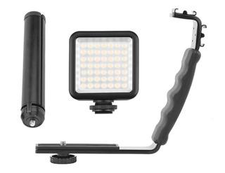 Dji Osmo Mobile 2 3 Cardán Estabilizador Luz En Forma De L