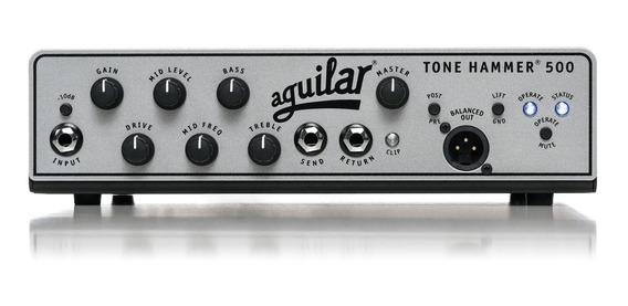 Amplificador De Bajoaguilar Tone Hammer 500 Cabezal - Envios