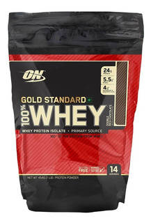 Whey Gold Standard 454g (1lb) Original Optimum Nutrition