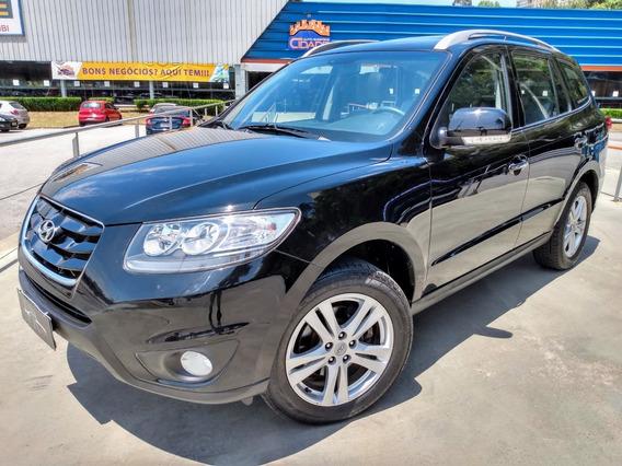 Hyundai Santa Fé 3.5 4wd 7 Lugares 2011/2012 Único Dono