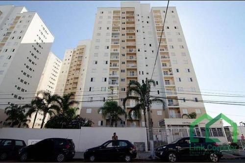 Apartamento À Venda, 54 M² Por R$ 286.200,00 - Bonfim - Campinas/sp - Ap1739
