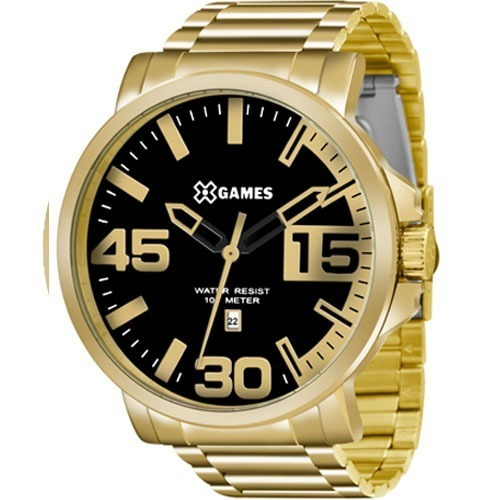 Relógio X-games Masculino Xmgs1018 P2kx