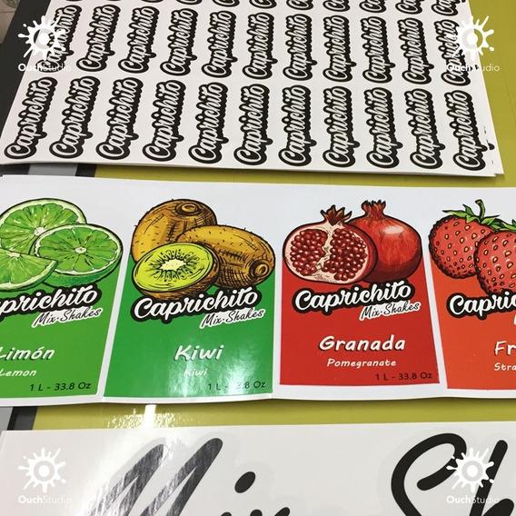 Sticker Envio