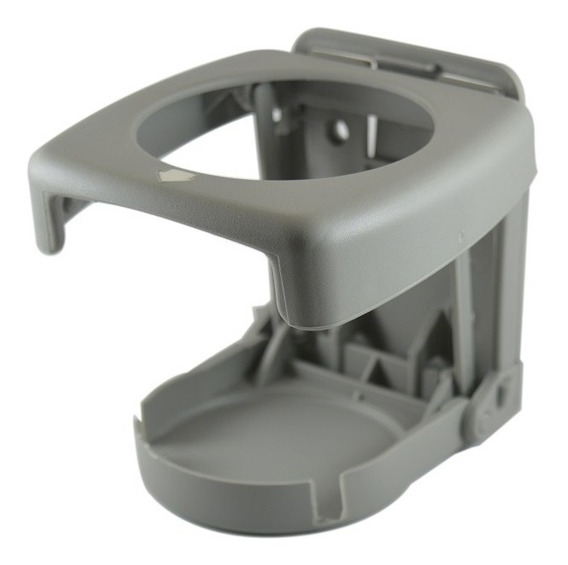 Kit C/ 6 Porta Copos Retrátil Para Barcos (cinza)