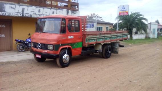 Mercedes-benz 608d