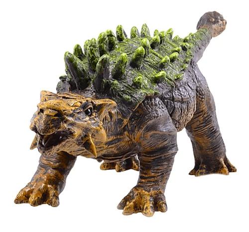 Imagen 1 de 3 de Grandes Juguetes De Dinosaurios Jurassic Anquilosaurio Grand