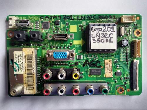 Main Board O Tarjeta Principal Marca Samsung Ln32c350d1