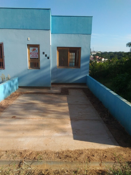 Casa No Lago Tarumã 02 Dormitórios, Sala, Cozinha E Banheiro